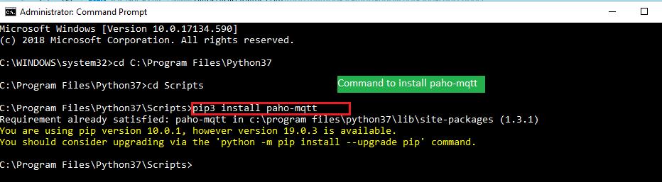 Python as Publisher and Subscriber   bytesofgigabytes com
